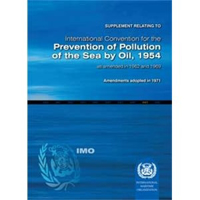 Picture of I504E Prevention of Pollution by Oil (supplement), 1981 Edition