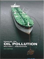Picture of IA557E Manual on Oil Pollution Section I - Prevention, 2011 Edition