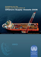 Picture of IA807E Guidelines for the Design and Construction Offshore Supply Vessels