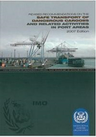 Picture of IB290E Dangerous Goods in Port Areas, 2007 Ed.