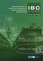 Picture of ID100E IBC Code 2016 Edition