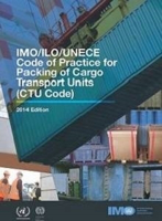 Picture of IC284E IMO/ILO/UNECE Code of Practice for Packing of Cargo Transport Units (CTU Code)
