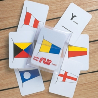 Picture of International Code Flags - Flip Cards