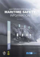Picture of IB910E Manual on Maritime Safety Information (MSI Manual)