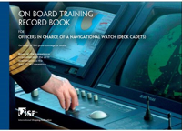 Picture of On Board Training Record Book for Deck Cadets