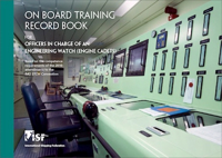 Picture of On Board Training Record Book for Engine Cadets