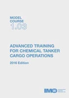 Picture of TA103E Adv. Training for Chemical Cargo Tanker ops, 2016 Edition