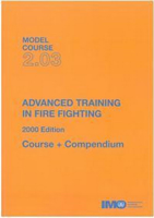 Picture of TA203E Model course: Advanced Training in Fire Fighting, 2000 Edition