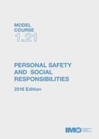 Picture of TB121E Personal Safety and Social Responsibilities, 2016 Edition