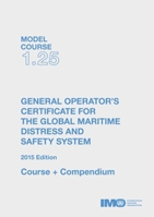 Picture of TB125E General Operator's Certificate for GMDSS, 2015