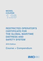 Picture of TB126E Restricted Operator's Certificate for GMDSS, 2015