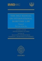 Picture of The IMLI Manual on International Maritime Law Vol I: The Law of the Sea