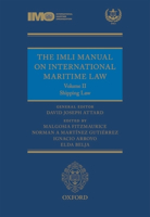 Picture of The IMLI Manual on International Maritime Law Vol II: Shipping Law
