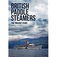 Picture of British Paddle Steamers by John Megoran