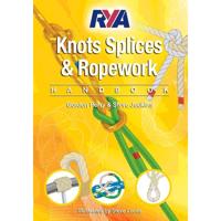 Picture of RYA Knots Splices Ropework Handbook