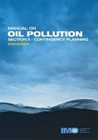 Picture of IB560E Manual on Oil Pollution: Section II - Contingency Planning, 2018 Edition