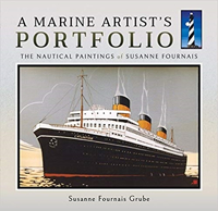 Picture of A Marine Artist's Portfolio: The Nautical Paintings of Susanne Fournais