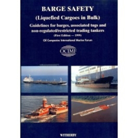 Picture of Barge Safety (Liquified Cargoes in Bulk)