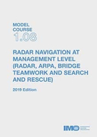 Picture of TB108E  Radar Navigation at Management Level, 2019 Edition