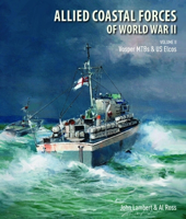 Picture of Allied Coastal Forces of World War II - Volume II