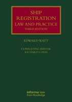 Picture of Ship Registration: Law and Practice