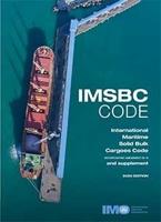 Picture of IJ260E - IMSBC Code 2020 Edition