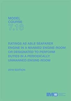 Picture of T716E Model Course: Ratings as Able Seafarer Engine, 2019 Edition
