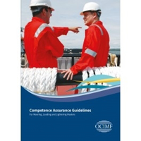 Picture of OCIMF - Competence Assurance Guidelines for Mooring, Loading and Lightering Masters