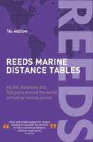 Picture of Reeds Marine Distance Tables 16th edition