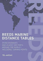 Picture of Reeds Marine Distance Tables 10th edition 2007