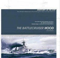 Picture of Anatomy of the Ship - The Battlecruiser Hood