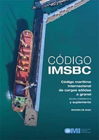 Picture of IJ260S - IMSBC Code 2020 Edition - Spanish