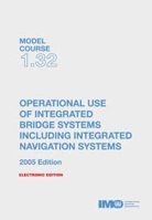 Picture of ET132E e-book: Operational Use of Integrated Bridge Systems, 2005 Edition