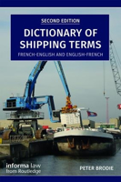 Picture of Dictionary of Shipping Terms, French-English and English-French, 2nd Edition