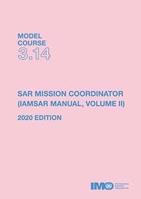 Picture of T314E SAR Mission Coordinator (IAMSAR Manual, Volume II), 2020