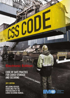 Picture of KB292E Cargo Stowage and Securing (CSS) Code 2011 Edition, e-reader