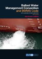 Picture of KA621E e-reader: Ballast Water Management Convention and BWMS Code with Guidelines, 2018 Edition