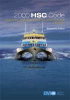 Picture of KA185E High Speed Craft (HSC) Code 2000 Edition, e-reader