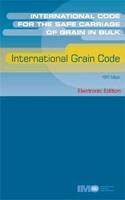 Picture of K240E International Grain Code, e-reader