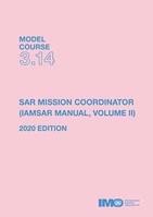 Picture of KT314E SAR Mission Coordinator (IAMSAR Manual, Volume II), 2020, e-reader