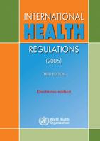 Picture of KA112E International Health Regulations, 3rd Edition, e-reader