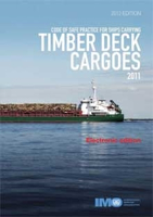Picture of KA275E - 2011 Timber Deck Cargoes (TDC) Code, 2012 Edition, e-reader