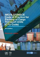 Picture of KC284E IMO/ILO/UNECE Code of Practice for Packing of Cargo Transport Units (CTU Code), e-reader