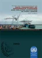 Picture of KB290E Dangerous Goods in Port Areas, 2007 Edition, e-reader