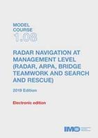 Picture of KTB108E  Radar Navigation at Management Level, 2019 Edition, e-reader