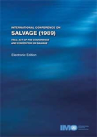 Picture of K450E International Conference on Salvage, 1989 Edition, e-reader