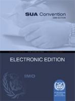 Picture of EA462E Suppression of Unlawful Acts Convention (SUA), 2006 Edition, e-book