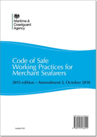 Picture of Code of Safe Working Practices for Merchant Seafarers 2015 Edition - Amendment 3, October 2018