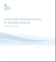 Picture of Code of Safe Working Practices for Merchant Seafarers 2015 Consolidated Edition