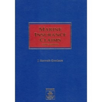 Picture of Marine Insurance Claims, 3rd Edition